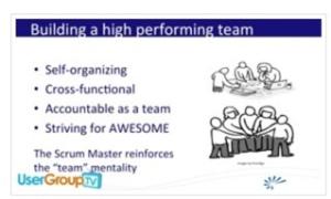 Scrum Master as Team Coach