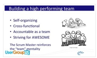 Scrum Master as Team Coach